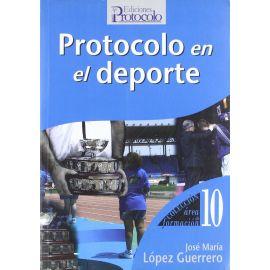 Protocolo en el Deporte.