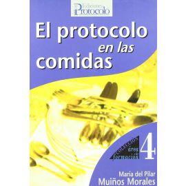 Protocolo en las Comidas