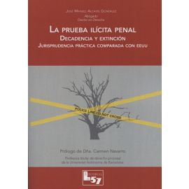 Prueba Ilícita Penal. Decadencia y Extinción. Jurisprudencia Práctica Comparada con EEUU