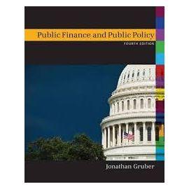 Public Finance and Public Policy Finanzas Públicas y Políticas Públicas