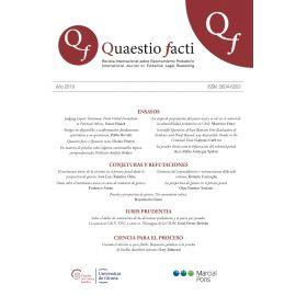 Quaestio Facti 1 (2020). Revista internacional sobre razonamiento probatorio