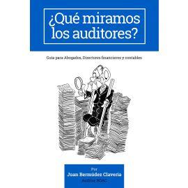 Qué Miramos los Auditores? Guía Para Abogados, Directores Financieros y Contables