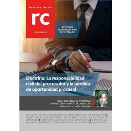 Revista de Responsabilidad Civil, Circulación y Seguros 2021