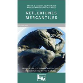 """Reflexiones mercantiles. con ANEXO a las consecuencias jurídicas en relación con el COVID 19 """"Formato PDF"""""""