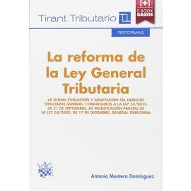 Reforma de la Ley General Tributaria