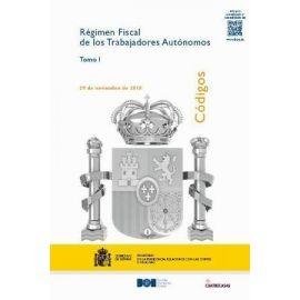Régimen Fiscal de los Trabajadores Autónomos 3 Tomos. 2020