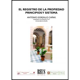 Registro de la Propiedad: principios y sistema