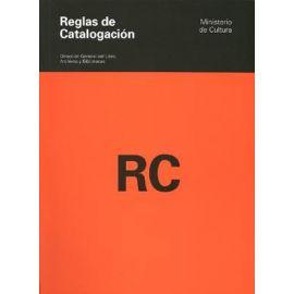 Reglas de Catalogación.