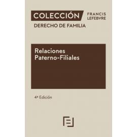 Relaciones Paterno-Filiales 2020 Derecho de Familia