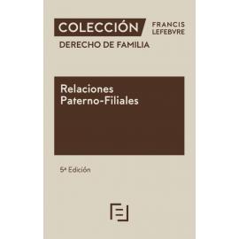 Relaciones paterno-filiales 2021. Derecho de familia