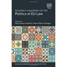 Research Handbook on the politics of EU