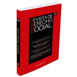 Revista de derecho social nº 86. Abril-junio 2019