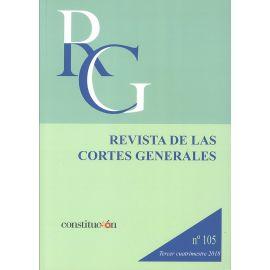 Revista de las Cortes Generales Nº 105 ( 2018)                                                       3ª cuatrimestre
