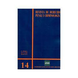 Revista de Derecho Penal y Criminología Nº 14. Julio 2015