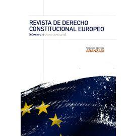 Revista de Derecho Constitucional Europeo Nº 23 Enero-Junio 2015