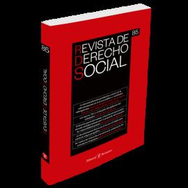 Revista de derecho social nº 85