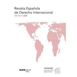 Revista española de derecho internacional, Volumen 72, Nº 1 Año 2020