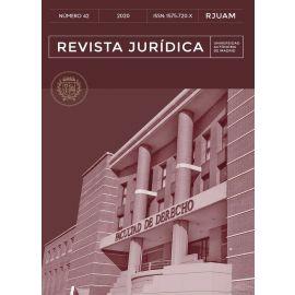 Revista Jurídica de la Universidad Autónoma 2021. Nº 43 y44