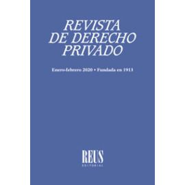 Revista de Derecho Privado 2020