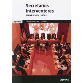 Secretarios Interventores de la Administración Local Temario 1
