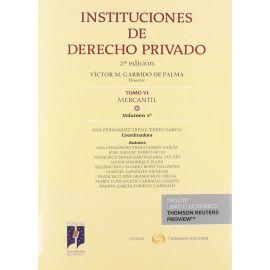 Instituciones de Derecho Privado. 06/01 Mercantil