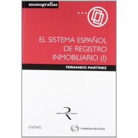 Sistema Español de Registro Inmobiliario I.