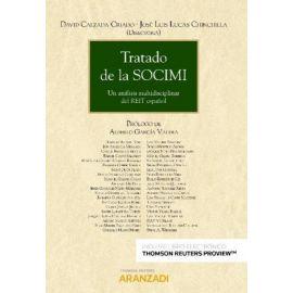 Tratado de la SOCIMI. Un Análisis Multidisciplinar del REIT Español