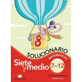 Cuadernillos de Matemáticas Siete y Medio del Nº 7 al 12