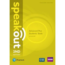 Speakout Advanced Plus. Student's Book