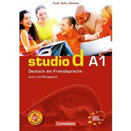 Studio D A1. Deutsch als Fremdsprache.