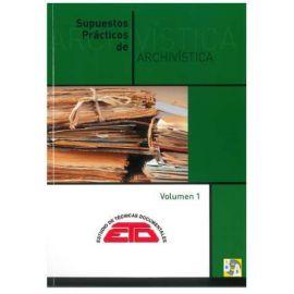 Supuestos prácticos de archivística. 3 Volúmenes