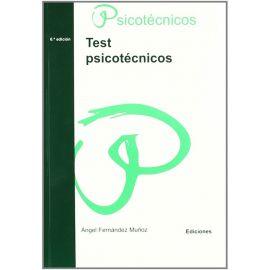 Test Psicotécnicos + Cuaderno Soluciones