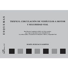 Tráfico, circulación de vehículos a motor y seguridad vial. Esquemas
