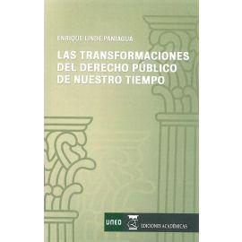 Transformaciones del derecho público de nuestro tiempo