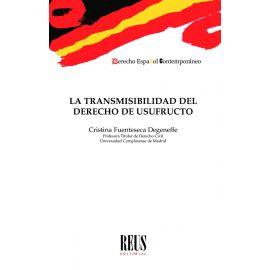 Transmisibilidad del derecho de usufructo
