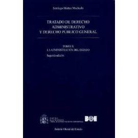 Tratado de Derecho Administrativo y Derecho Público General X
