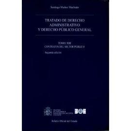 Tratado de Derecho Administrativo y Derecho Público en General.                                      Obra Completa. 14 Tomos