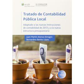 Tratado de Contabilidad Pública Local 2015 Adaptado a las Nuevas Instrucciones de Contabilidad de 2013 y a la Nueva Estructura Presupuestaria