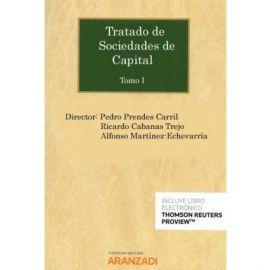 Tratado de Sociedades de Capital, 2 Tomos. Comentario Judicial, Notarial, Registral y Doctrinal de la Ley de Sociedades