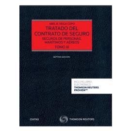 Tratado del contrato de seguro, Tomo III 2021