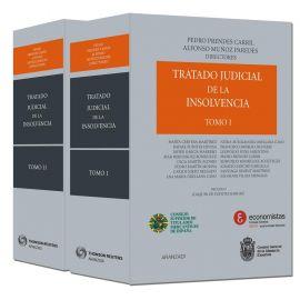 Tratado Judicial de la Insolvencia, 2 Tomos Obra Conjunta