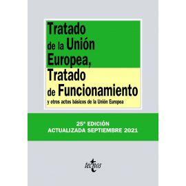 Tratado de la Unión Europea,Tratado de funcionamiento y otros actos básicos de la Unión Europea. TECNOS