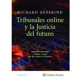 Ebook Tribunales online y la Justicia del futuro