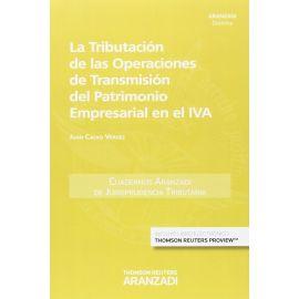 Tributación de las operaciones de transmisión del patrimonio empresarial en el IVA