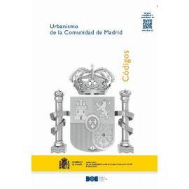 Código de Urbanismo de la Comunidad de Madrid 2019. Formato Papel