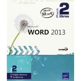 Microsoft Word 2013. Pack 2 Libros