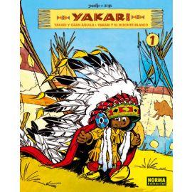 Yakari Volumen 1 Yakari y Gran Águila. Yakari y el Bisonte Blanco.