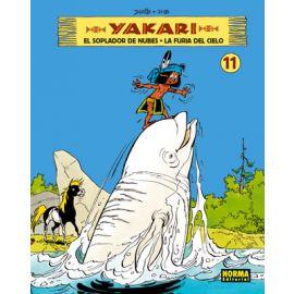 Yakari Volumen 11 El Soplador de Nubes. La Furia del Cielo