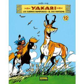 Yakari Volumen 12 Los Cuernos Ramificados. El Oso Fantasma
