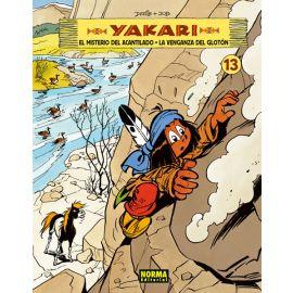 Yakari Volumen 13 El Misterio del Acantilado. La Venganza del Glotón